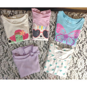 Girl's Tops 3T, Childrens's Place, Cat & Jack